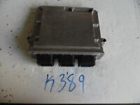 06 07 FORD FOCUS 2.0L DOHC AT COMPUTER BRAIN ENGINE CONTROL ECU ECM MODULE K389