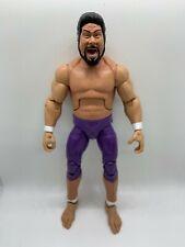 WWE Custom Mattel Elite Haku Wrestling Figure Flashback Playable legend wcw