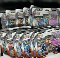 Pokemon Sun & Moon: Burning Shadows 3 Pack Blister x 12 (36 packs total)