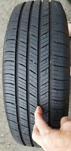 Pair (2) Michelin Defender 205/70R15 tires; Nearly new!