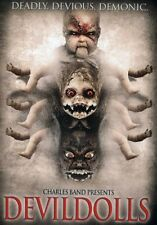 Devil Dolls [New DVD]