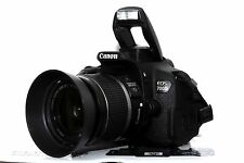 Canon EOS 700D 18 MP DSLR mit Canon EF-S 18-55mm IS Objektiv Live View Video OVP