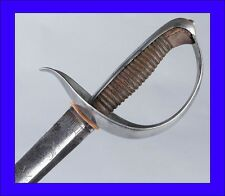Antique Saber for Light-Cavalry Officer. Model 1840. Spain, Circa 1850