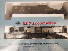 HO PROTO 2000 PENNSYLVANIA 8588 SD7 W/DYNAMIC BRAKE LOCOMOTIVE NEW