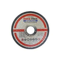 Metal Cutting Discs for Angle Grinder, Flat Blade, 115mm x 3 x 22.3 High Quality