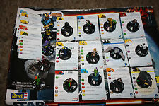 LOT OF MARVEL & DC COMICS HEROCLIX