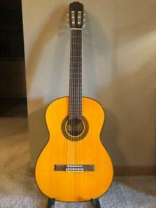 Takamine classical guitar