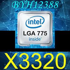 CPU Intel Xeon X3320 2.5GHz/6M/1333 Socket LGA775 CPU SLB69 Processor