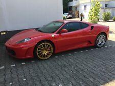 Ferrari F430 Felgen 20 Zoll Schmidt GOLD F1
