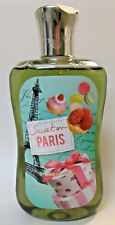 "BATH & BODY WORKS ""SWEET ON PARIS"" SHOWER GEL Body Wash 10 FL.OZ. HTF Rare"