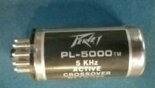 Peavey PL-5000 5kHz Active Crossover Network 9800953