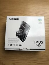 Canon IXUS 160 20.0MP Digital Camera - Silver