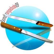 1x 2x 4x 6x 10x 12x Sägemesser Steakmesser Messer Kückenmesser Rostfrei Holz