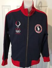 Polo Ralph Lauren Olympic Team USA 2008 Beijing Tracksuit Top Jacket Kids