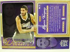 Panini NBA (Adrenalyn XL) 2013/2014 - #005 Greivis Vasquez - Dreams