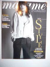 Magazine MADAME FIGARO supplément du 23 janvier 2015 Caroline De Maigret