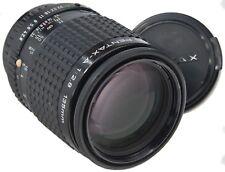 PENTAX-Una PK/a 135mm 2.8