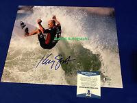 Kelly Slater Signed 11x14 Photo Picture 11x World Champion BAS Beckett COA 2