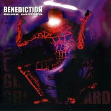 Benediction - Grind Bastard [New CD]