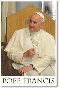 Pope Francis - NEW Famous Person Religious Papal Father POSTER