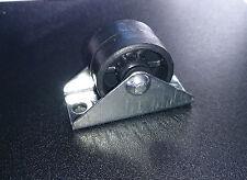 12 x Swivel CASTERS fisso MOBILI RUOTE IN NYLON-Letto / CASSETTO MOBILI