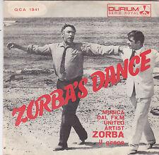 """ZORBA'S DANCE - o.s.t. 45"""""""