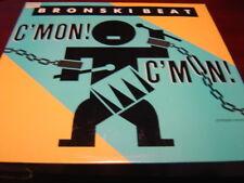 "BRONSKI BEAT C'MON! C'MON! 12"" 1986 MCA DJ PROMO"