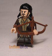 Lego Bardo el arquero de Set 79013 Lago Ciudad Chase Hobbit Minifigura Nueva lor084