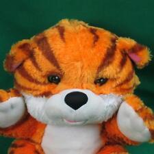 2009 Meows Sound Baby Fisher Price Snugglekins Sleepy Tiger Cub Plush Sounds