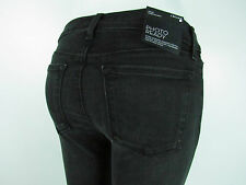 New J BRAND PHOTO READY SKINNY Mid Rise Jeans Woman SZ 26 IN GRAPHITE BLACK