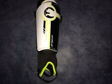 Puma Procat Scoreline Shin Guards - Color: Lime/Black - Size Small