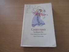 Contes russes - Les fileuses d'or - Anne Marie Passaret