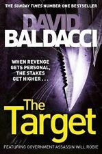 The Target by David Baldacci (Paperback, 2014)