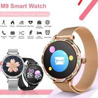 Smart Watch Heart Rate Blood Pressure Monitor Women Female Lady Fitness Bracelet