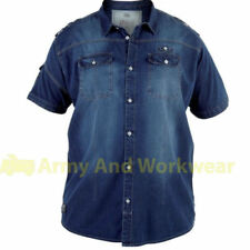 Short Sleeve Classic Western Casual Shirts for Men