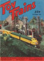 "[75166] ""TOY TRAINS"" MODEL RAILROAD MAGAZINE - OCTOBER, 1953 (Vol. 2, No. 12)"