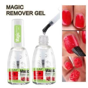 Nail Polish Remover Burst Gel Soak Off Nail Cleaner bottle 15ml new 2020 J9A7