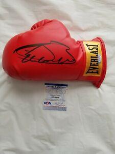 Canelo Alvarez Signed Everlast Boxing Glove w/ PSA COA Autographed Mexico Boxer