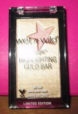 NEW  Wet n' Wild Color Megaglo Highlighting Gold Bar Limited Edition