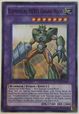 Yu-Gi-Oh! Legendary Collection 2 Super Elemental HERO Grand Neos 1st Edition NM