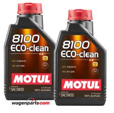 Aceite Motor Motul 8100 Eco-Clean Acea C2 FAP Fuel Eco Peugeot B71 2290, 2 Ltr