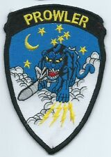 Prowler aviation patch 4-3/4 X 3-1/4 #701