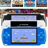 """8GB 4.3"""" de mano PSP Consola De Juegos Reproductor incorporado 1000 consolas"""