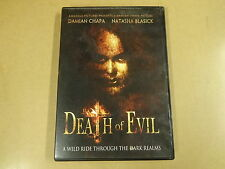 DVD / DEATH OF EVIL ( DAMIAN CHAPA, NATASHA BLASICK )