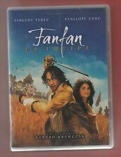 DVD - FANFAN LA TULIPE avec Vincent Perez et Penelope Cruz   (113)