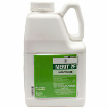 Merit Insecticide Merit 2F Turfgrass Lawns Landscapes 1 GAL Imidacloprid 21.4%