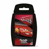 Cars 3 Top Trumps Card Game