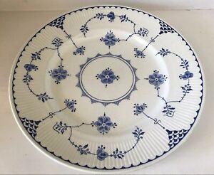 FURNIVALS DENMARK BLUE  Dinner Plate