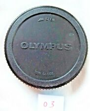 Genuine Olympus LR-1 Rear Lens Cap
