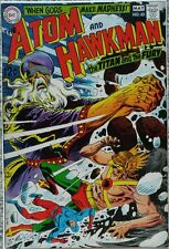 ATOM & HAWKMAN #42 VF+ 8.5 DC 5/1969